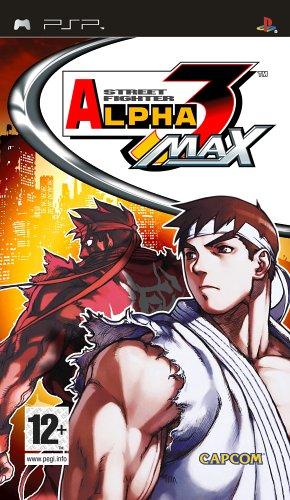 Street Fighter Alpha 3 Max (PSP) by Capcom