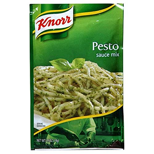 Knorr Pesto Sauce Mix, 0.5-Ounce Packages (Pack of 12)
