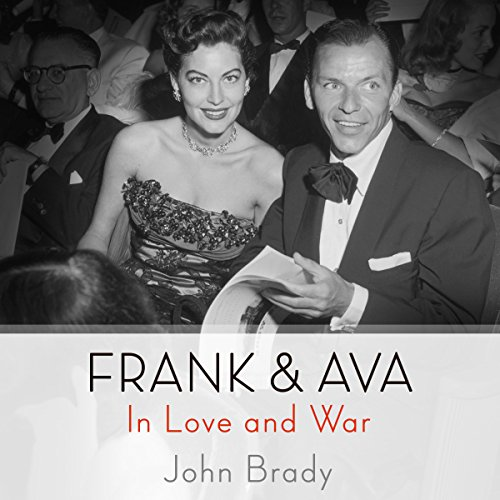 Frank & Ava audiobook cover art
