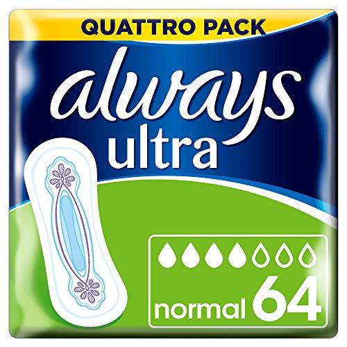 Always Ultra - Serviettes Hygiéniques Normal...
