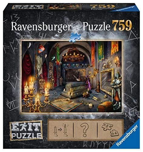 Ravensburger Puzzle 19955 - EXIT Im Vampirschloss - Exit Puzzles