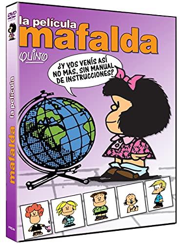 Mafalda La Película DVD 1982