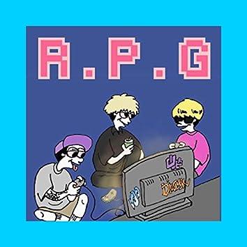 R.P.G (feat. ove, JiROMAN & RURU)