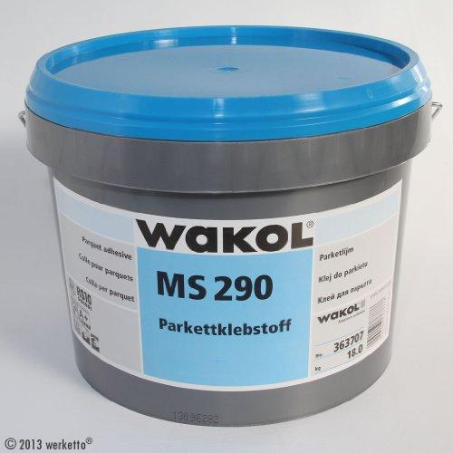 Wakol MS 290 Parkettklebstoff - 18 kg