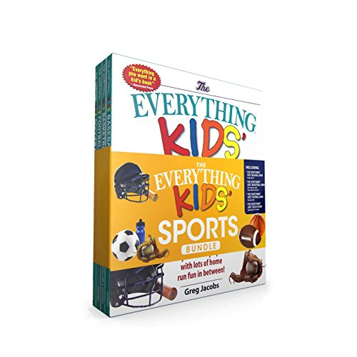 The Everything Kids' Sports Bundle: The Everything Kids' Baseball Book; The Everything Kids' Basketball Book; The Everything Kids' Football Book; The Everything Kids' Soccer Book