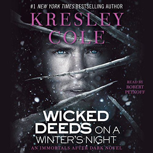 Wicked Deeds on a Winter's Night: Immortals After Dark, Book 4 cover art