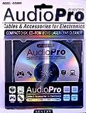 Sentry CD/DVD Laser Lens Cleaner - Sentry CD009