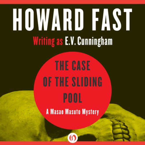 Couverture de The Case of the Sliding Pool