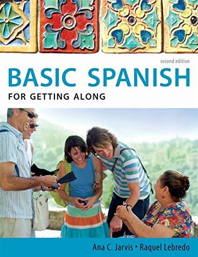 Basic Spanish for Getting Along (World Languages)