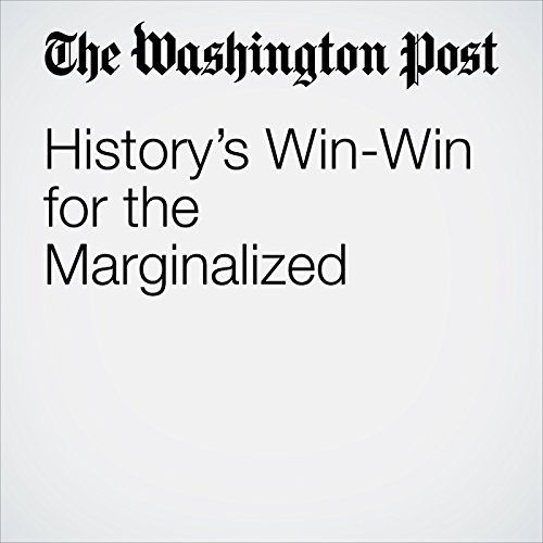 History's Win-Win for the Marginalized copertina