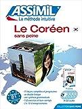 Pack CD Coréen Sans Peine - Packs 4 CD Audio, Langue de base Français, Langue enseignée Coréen