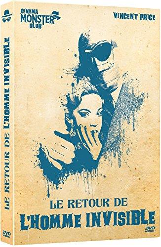 Le Retour de l'homme invisible [Francia] [DVD]