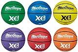 MacGregor Multicolor Basketballs (Set of 6) - Official Size (29.5')