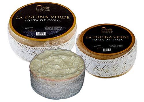 Torta cremosa de La Serena. Quesos extremeños (750)