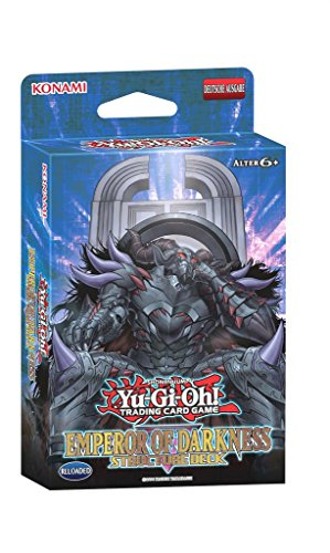 Yu-Gi-Oh! Emperor of Darkness Structure Deck, deutsch