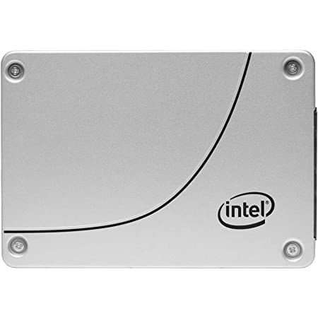 "Intel 1.92TB 6Gb/s 2.5"" SATA TLC Enterprise Server SSD with Sequential Read Up To 560MB/s and Sequential Write Up To 510MB/s"
