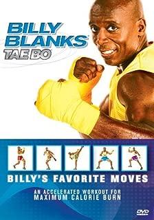 Billy Blanks - Tae Bo - Billy's Favorite Moves