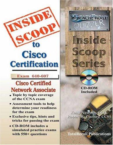 InsideScoop to 640-607 CCNA: Cisco Certified Network Associate (With Download Exam)