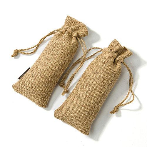 Inter Home Sacchetto di Carbone di bambù Naturale attivato Deodorante Eliminatore di Odore di Odore assorbitore Scarpa - INTERHOME