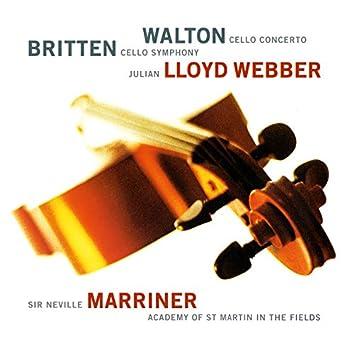 Britten: Cello Symphony / Walton: Cello Concerto