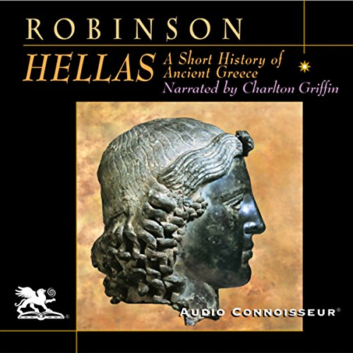 Hellas audiobook cover art