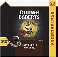 Douwe Egberts Koffiecups Espresso Krachtig Voordeelverpakking (200 Koffie Capsules, Geschikt voor Nespresso*...