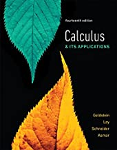 Calculus & Its Applications plus MyLab Math with Pearson eText -- 24-Month Access Card Package (14th Edition)
