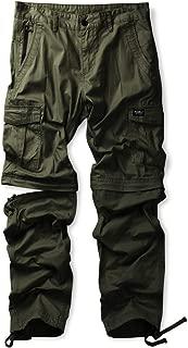 OCHENTA Men's Outdoor Woodland Military Cargo Pant