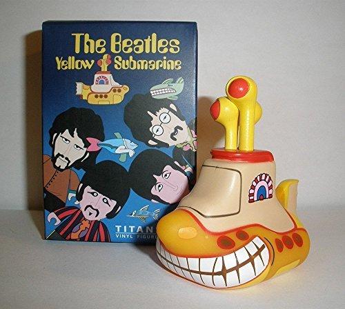 Titan Merchandising Titans (Beatles) Yellow Submarine 3-inch Vinyl Figure - SUBMARINE - Variant/Chase (1/20) ~ Opened to Identify