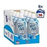 Vernel Fresh Control Ammorbidente Neutralizza Odori, Freschezza Glaciale, 8 x 52 Lavaggi...