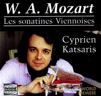 Mozart: The Six Viennese Sonatinas