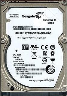 Seagate ST95005620AS P/N: 9UZ154-500 F/W: SD26 500GB WU