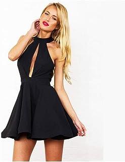 buy online ec285 88870 Amazon.it: mini abito sexy: Abbigliamento