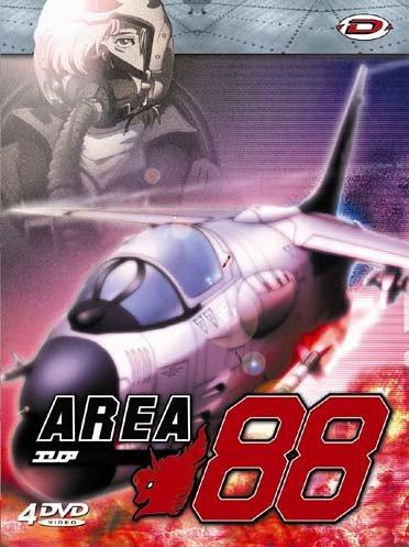 Area 88 coffret intégral -2 double dvd