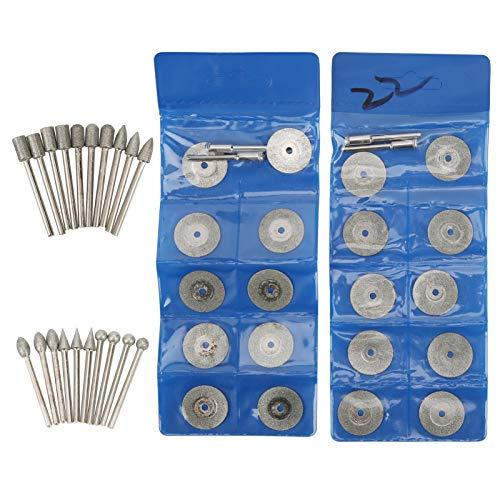 para herramienta rotativa, hoja de sierra para carpintería, mini disco de corte de diamante, accesorios de corte