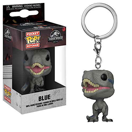 Funko POP! KEYCHAIN: Jurassic World - Fallen Kingdom - Blue