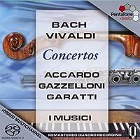 Bach & Vivaldi: Concertos by I Musici (2010-07-27)