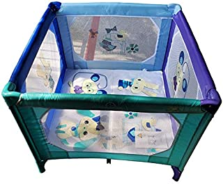 Baby Love Playpen, Multi Color, 27-618P