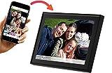 """Denver PFF-1011BLACK Marco digital de fotos de 10.1"""" con Wi-Fi, Temporizador, Resolución 800 x 1280, 10"""""""