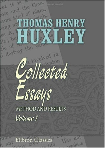 Collected Essays: Volume 1. Method and Results