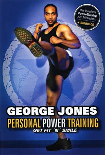 George Jones - Personal Power Training (1 DVD + Bonus CD)
