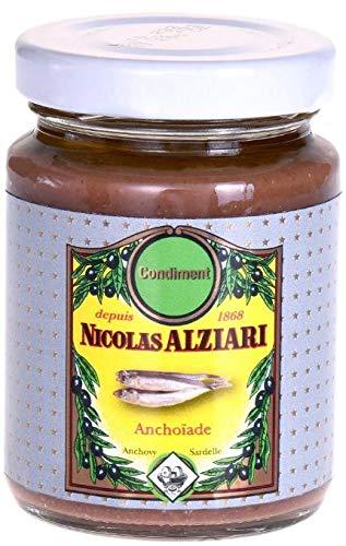 Nicolas Alziari - Paste aus Sardellen (Anchoîade) 80 g