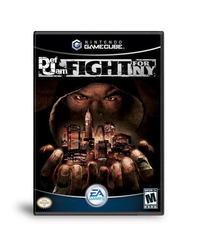 Def Jam Fight for NY - Gamecube (Gold)