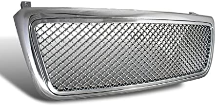 Spec-D Tuning HG-F15004C Chrome Spec-D Grill Mesh
