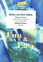 Rosas del sur: para orquesta de cerdo (teclado y percusión lib).