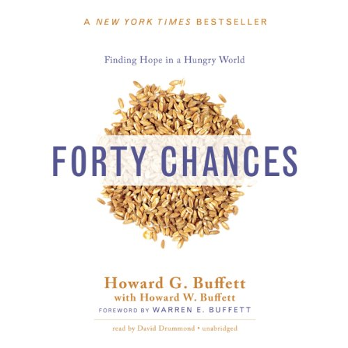 Forty Chances audiobook cover art