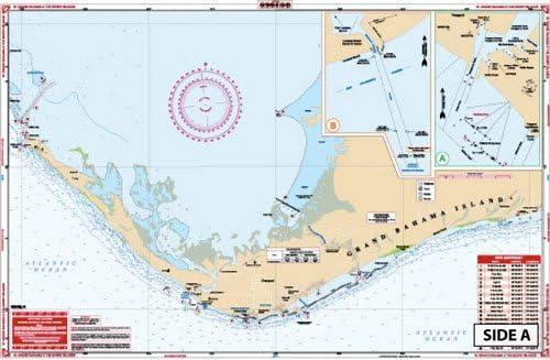 Waterproof Charts 38G North Bahama