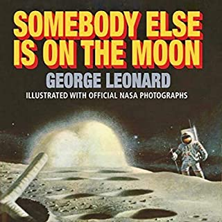 Somebody Else Is on the Moon audiobook cover art