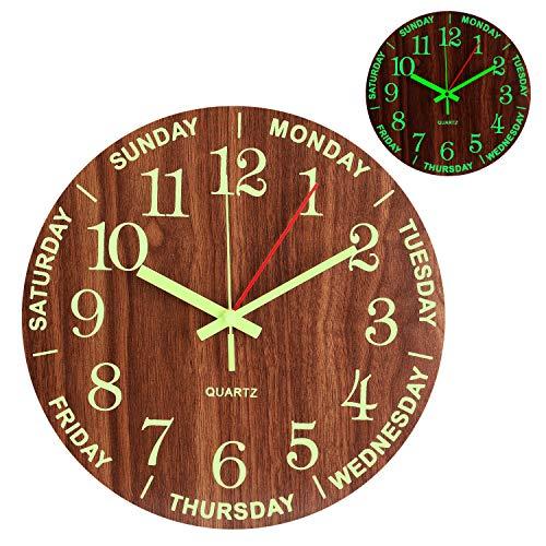 orologio da parete notturno Orologio da Parete Moderno