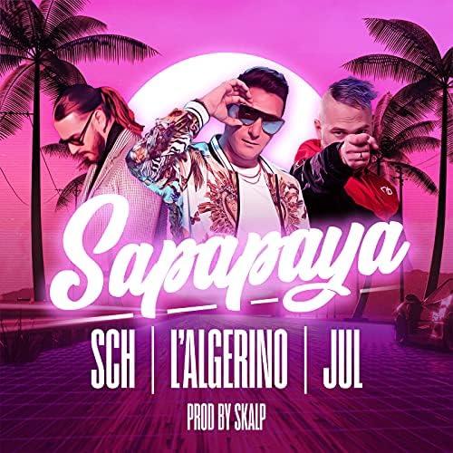 L'Algérino feat. SCH & Jul